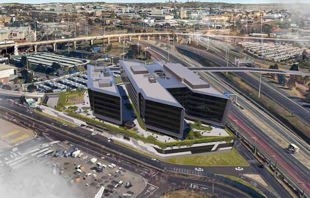 O R Tambo launches an ambitious R4 5 billion mixed-use development