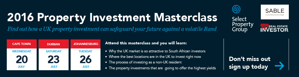 2016 Property Investment Masterclass