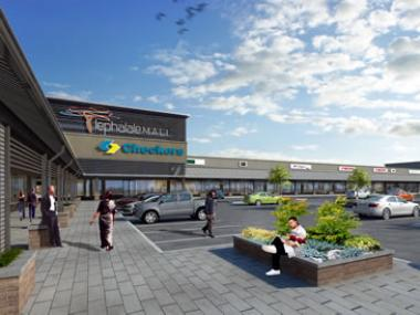 The R170 million Lephalale Mall developed by Moolman Group and Uniqon opened doors on 27 November 2012 bringing the long-awaited convenience of one-stop shopping to this growing Limpopo town.