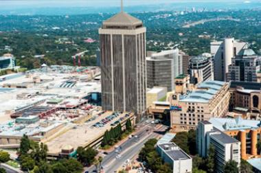 Ambitious strategy to revive part of Sandton City Mall takes off