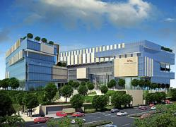 Artist impression of 90 Rivonia Road in Sandton, the new head office for Webber Wentzel Attorneys to be developed by Redefine Properties.