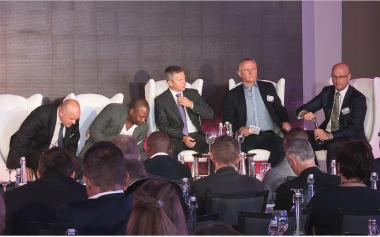 Political uncertainty was highly concerning in South Africa, according to a number of CEOs and property market leaders at the South African Real Estate Investment Trust (Reit) conference.