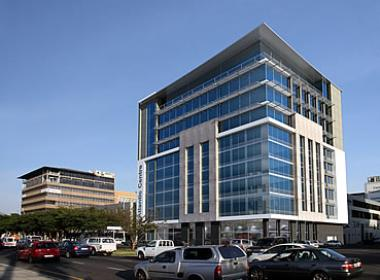 Atlantic Centre on the Foreshore in Cape Town.