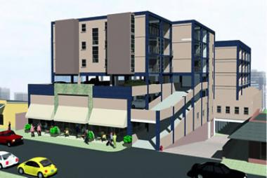BON Hotels plans to add a six-story, 60-room, full-service new hotel on the KwaZulu Natal South Coast, that will carry the name BON Hotel Margate. (Artist's Impression)