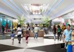 Interior perspective of the planned R1,4 billion Ballito Junction Shopping Centre in KwaZulu-Natal.