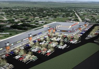 """Moratiwa Property Developers is developing a 10,000sqm shopping centre known as Keya Rona meaning """"its ours"""" at Sun City road."""