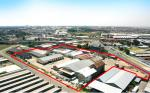 A tenanted industrial business park in Boksburg, featuring established tenants and solid leases, secured a notable R27 million at last month's multiple auction event.