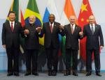 Brazil, Russia, India and China all form the Brics organisation along with South Africa, and the bank serves as a collective pot for all member states.