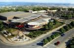 Artist rendering of Diepkloof Square community shopping centre
