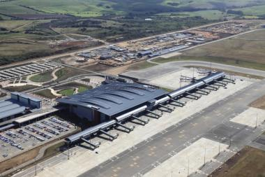 The King Shaka International Airport was built as part of Acsa's investment leading up to the 2010 World Cup, but has since failed to attract significant traffic to warrant the size of the investment.