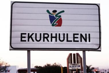 The City of Ekurhuleni will soon introduce payment kiosks at local malls and OR Tambo International Airport, where residents and travelers will able to view and pay their municipal accounts.