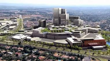 Accelerate is revamping the Fourways Mall. Construction to expand and upgrade Fourways Mall began towards the end of 2015.