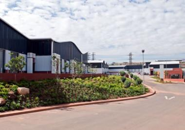 Companies continue to invest at Growthpoint Industrial Estate