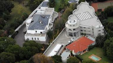 Gupta's Saxonwold home sold for R2.6 million on Auction.