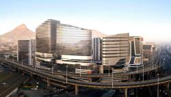 Taking a bet on an economic recovery in South Africa, Private developer Amdec, is trying to repeat its success in Cape Town with its new R14 billion development, Harbour Arch, about 4km from the V&A Waterfront