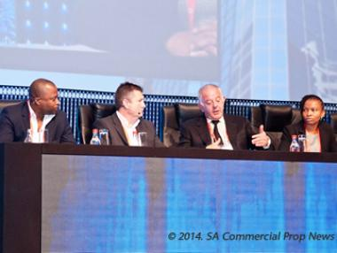 The yearly rates, taxes and services increases in South African municipalities were seen as inflationary and contradict the aims of building the economy of the cities and creating jobs, a panel discussion at the SAPOA Convention said.