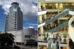 Zimbabwe's Joina Centre one of the modern buildings in Harare metropolitan area.