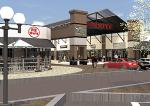 Artist impression of Jozini Mall in North-Eastern KwaZulu-Natal