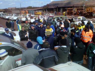Kumba auction attendance