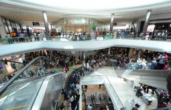 Since Mall of Africa's development was first conceived, Nedbank CIB Property Finance has acted as primary finance partner to the owners, JSE-listed Attacq Limited and Atterbury Property Holdings.