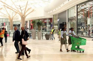 The national December benchmark showed a 2018 annualised trading density at centres of R34,057 with year-on-year growth of 3.8%, says the report.