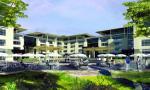 Artist renderings of Nairobi Business Park Extension
