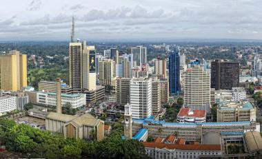 South African cities failed to shine but Nairobi in Kenya was ranked 6th in the world's 20 most dynamic cities.