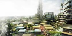 Modderfontein's R84 billion smart city was pegged as a smart city which would rival Sandton with nine functional zones, including a CBD, entertainment centre, and residential and educational districts.