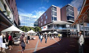 Artist rendering R1.3 billion Newtown Junction, an exceptional mixed-use retail and business development in the Johannesburg CBD.