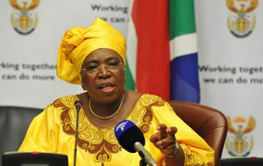 Addressing the colloquium, Planning, Monitoring and Evaluation Minister Nkosazana Dlamini-Zuma said land is a key asset to drive development, the reform of which must address socio-economic issues.