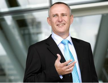 Norbert Sasse, CEO of Growthpoint Properties Limited.