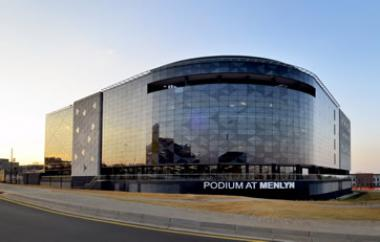Podium at Menlyn has been announced as the deserving winner of the Fulton Awards Innovative Construction Award.