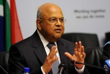 In his budget speech, finance minister Pravin Gordhan lashed out, asking why the commercial property sector wasn't honest in negotiating rentals with government.