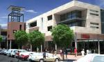 39706 square meter of retail shopping complex and 3800 square meter of office space at Gaborone Station plot 4716. It was designed in association with Bentel Associates International.