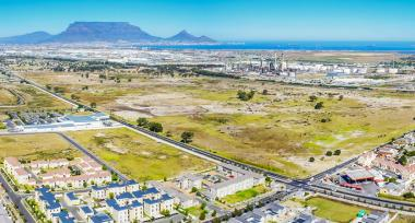 Atterbury, the main company behind Gauteng's Waterfall City, has broken new ground with the commencement of the internal works at Richmond Park in Milnerton, Cape Town.
