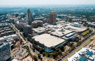 Interest in Sandton commercial property by investors is not slowing down as the financial and commercial hub of South Africa bristles with cranes, demolitions and new buildings.