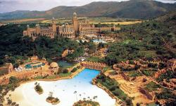Sun City, a luxury resort and casino situated in the North West Province of South Africa, is expecting a million visitors after going through R1 billion worth of upgrades.