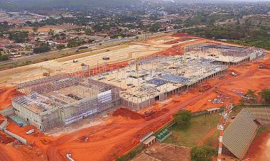 The R1 billion Thavhani Mall in Thohoyandou, Limpopo will open its doors next year.