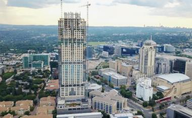 Developed by Legacy Hotels & Resorts Group and Nedbank, The Leonardo is scheduled to be completed by the second quarter of this year.