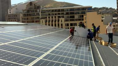 In a significant show of support for South African renewable-energy projects, a new R1.5 billion Solar Power Plant, near Kimberly in Northern Cape, is expected to contribute immensely to the country's rising energy demands.