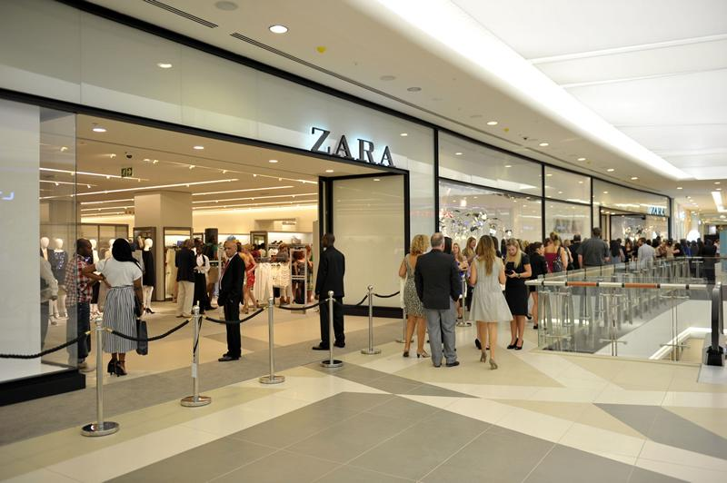 Zara Opening Flagship Store In Walmer Park Shopping Centre