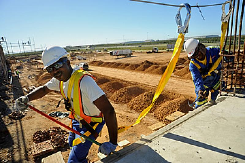 SA Construction Growth Slows As Constraints Start To Bite