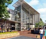 An illustration of Rosebank Mall. On completion of the project Rosebank Mall will boast approximately 160 stores to dominate the retail landscape in the busy Rosebank node.
