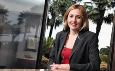 Texton Property Fund Ceo, Angelique de Rauville says The group has plans to raise its overseas weighting to 50% of its property portfolio from 25% in the next year or so.