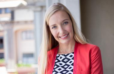 Bronwyn Corbett, the woman behind the formation, has patiently developed Grit Real Estate into a company which owns US dollar-based income generating shopping centres and offices in Africa.