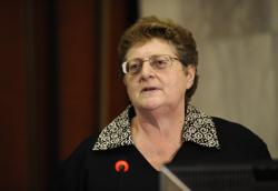The repo rate will remain unchanged at 5.75% to support weak activity in the economy, the SA Reserve Bank Governor, Gill Marcus said.