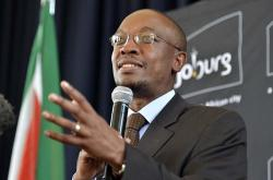 Joburg City mayor Parks Tau delivered his State of the City Address, saying the city was being redesigned through the corridors of freedom, aimed at revitalising old suburbs and bridging the gaps between poorer and wealthier areas.