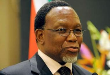SA's Deputy President Kgalema Motlanthe said we intend to develop renewable energy resources not only to diversify energy mix, without preferring one energy carrier over another, but also to take full advantage of endowment in other natural resources