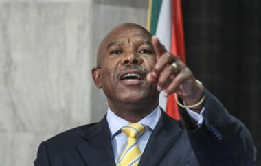 Reserve Bank governor Lesetja Kganyago pointed to a more negative outlook for the country, with lower growth prospects and higher inflation