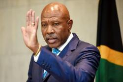 Reserve Bank governor Lesetja Kganyago announced an interest rate cut of 25bps on Thursday